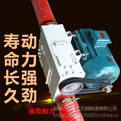 车载软管装车机价格低 软管吸粮机