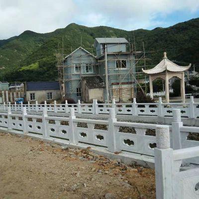 石栏板-简易石栏杆-河道栏杆厂家批发