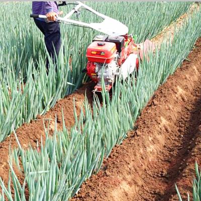 多功能田园管理机 寿光大葱土豆大马力开沟培土机中耕培土机