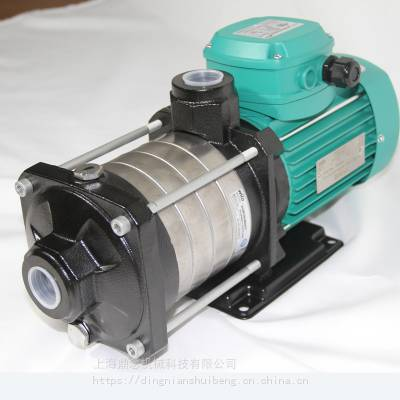 家用增压泵MHIL206N-3/10/E/3-380德国威乐wilo现货出售