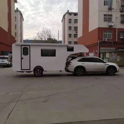 国家专利全国***背驮式-拖挂式房车高端拖挂房车