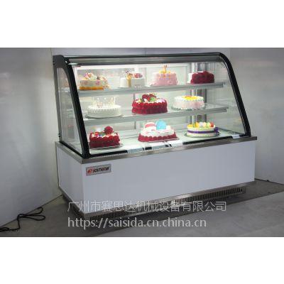 风冷蛋糕柜什么价? 新南方1.5米风冷蛋糕柜什么价位?
