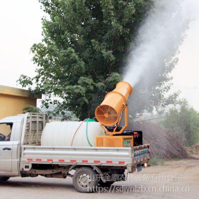 金原供应JY3WG-60B车载式风送高射程喷雾机 高射程打药机 远射程喷雾器