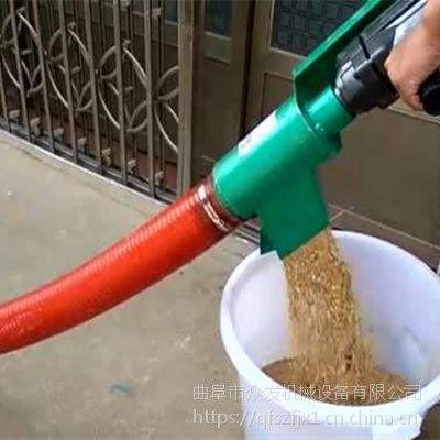 家用两项粮食吸送机 小麦吸粮机 玉米装车吸粮机
