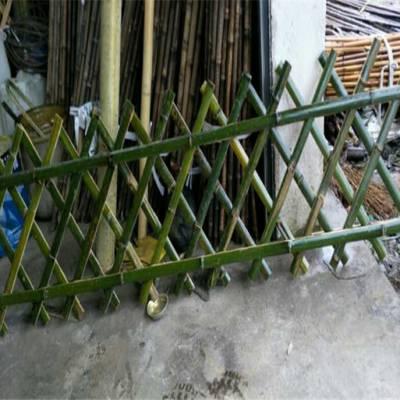 南昌安义县pvc护栏, 塑钢草坪护栏塑钢围栏竹篱笆竹子栅栏