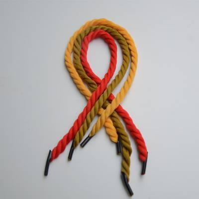 青岛多色绳带批发工厂怎么样_中洲纺织
