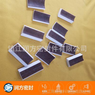聚四氟乙烯PTFE密封件制品 纯塑料王制品 表面可以很好的奈钠处理