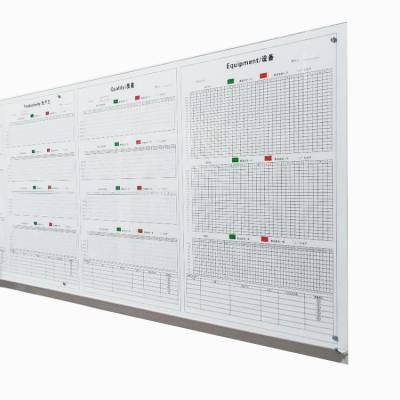 上海厂家sunflare善昶设计加工定做铝型材移动白板架