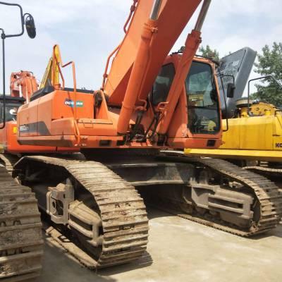 个人二手挖掘机出售斗山DH500-7大型50吨土石方工程机械
