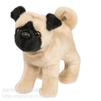 来图定制100cm毛绒玩具批发厂家定做狗年吉祥物儿童可用
