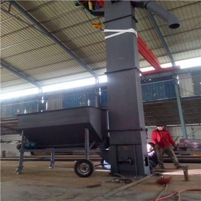 工业斗式提升机制造商价格低 复合肥料提升机常熟