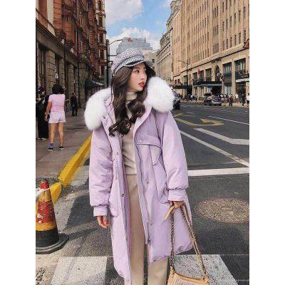 欧洲站一线品牌女装cicicoco羽绒服批发分份白鸭绒90%绒 电商直播供应平台