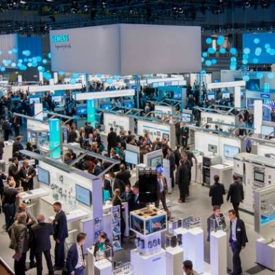 展台制作搭建,特装展台设计搭建SPS IPC Drives 2019德国纽伦堡国际电气自动化展搭建