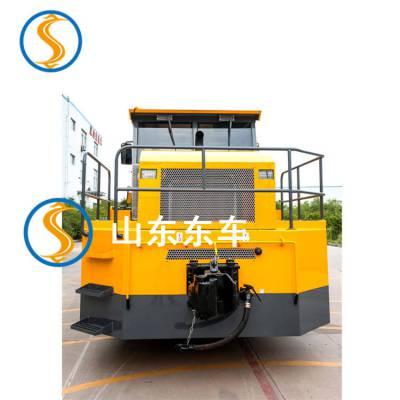 山东东大生产销售码头公铁两用牵引车服务能力及服务质量