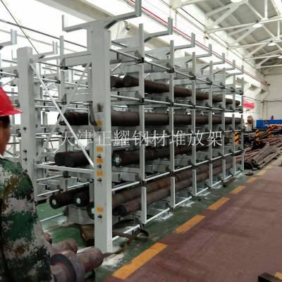 伸缩悬臂式货架厂家供应江门悬臂式伸缩货架