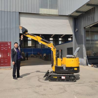 济宁起冉机械全新小型挖掘机 农用挖土挖沟种树多功能小型挖掘机 厂家直销小挖机