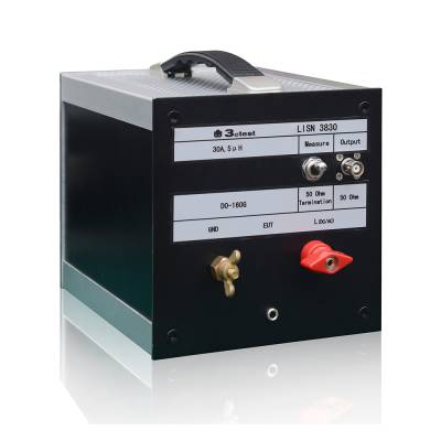 3Ctest/3C测试中国LISN 3830人工电源网络