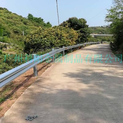 广东云浮乡村公路波形护栏安装多少钱