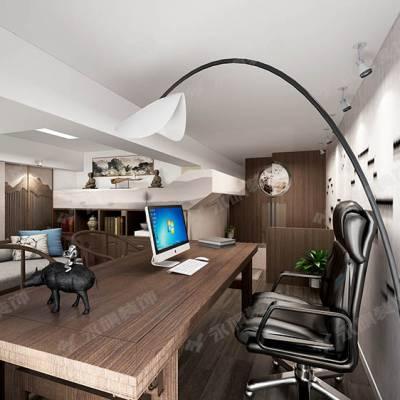 郑州企业办公室装修设计-都有那几大主流风格