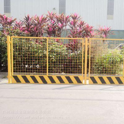 现货基坑护栏可批发临边防护网可定制标准化防护网广州穗诚厂家直销