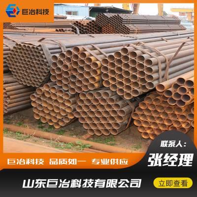 泰安批发焊管 直缝焊管 优质焊管 Q235B钢管 可根据客户要求定制