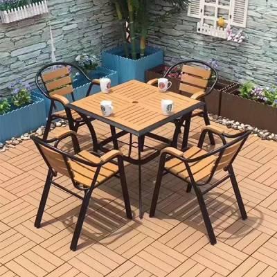 济南新民力质量过硬-山西铸铝别墅阳台桌椅