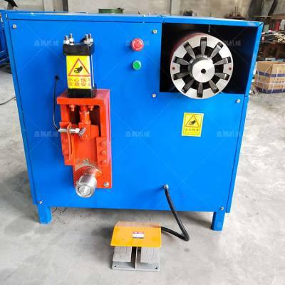 电机扒铜机专业销售定子拆解机 铜铁分离机废旧定子扒铜机