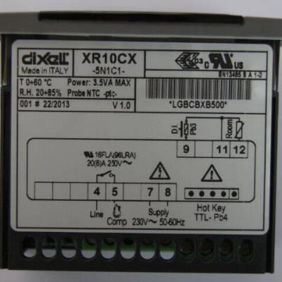 DIXELL小精灵单输出温控器XR10CX原装正品