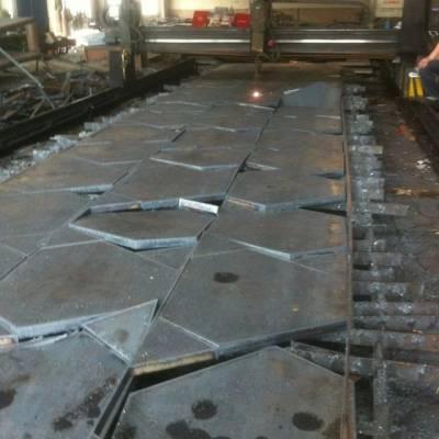 江西湖南高强度板Q345B,16MN数控火焰切割钢板,数控割板下料,钢板切割加工下料,等离子切割加工