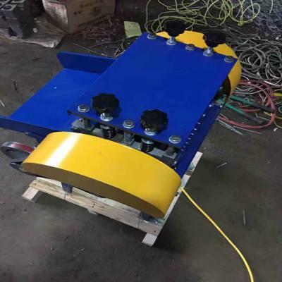高速电线扒皮设备 电缆去皮机器
