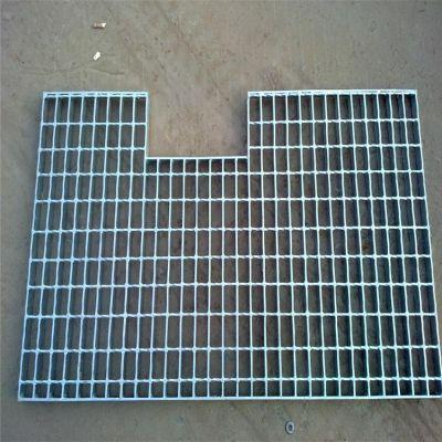 河南钢格栅 兴来钢塑格栅尺寸 金属钢格板厂家