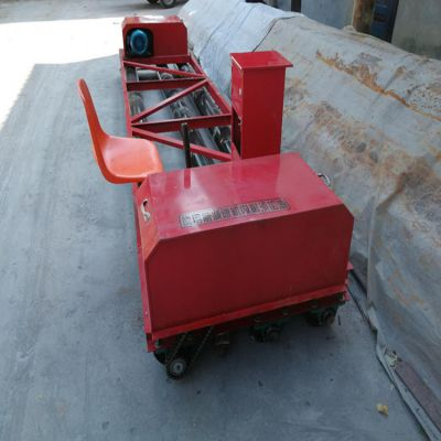 实用又好用三滚轴混凝土摊铺机 修路就选永兴混凝土摊铺机