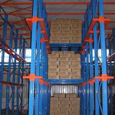 鑫利达横梁式货架实体工厂,层板式货架