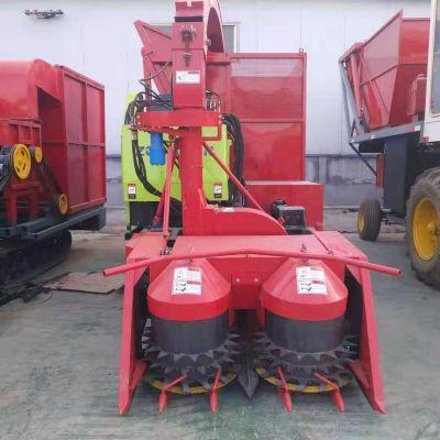 长年定做各种款式青储机 小型履带式玉米秸秆青储收割机 丘陵山地作业机械'