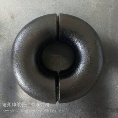 国标180度碳钢无缝弯头,168mm新材无缝弯头