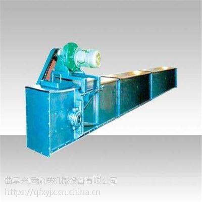 埋刮板刮板运输机 给料刮板输送机