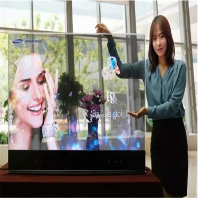 广州厂家直销OLED透明屏 OLED透明拼接 支持定制