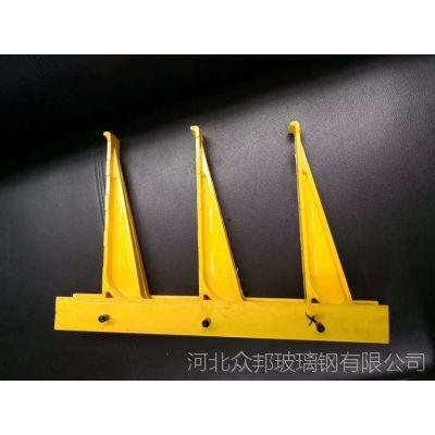 枣强众邦电缆沟螺钉式玻璃钢复合电缆支架厂家