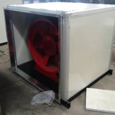 贝州风机箱(图)-批发HTFC排烟风机箱质量好-黄山风机箱