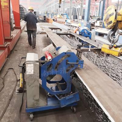 坡口双向焊接GBM-12D-R型交流三相440V及以下电压自动钢板坡口机