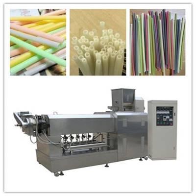 福州大米吸管生产机械设备 可以吃的吸管制作机