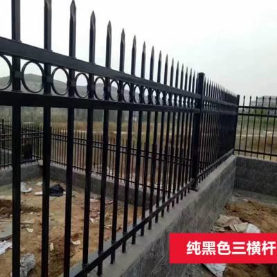 云南四川锌钢护栏网厂家小区别墅围墙栅栏网市政道路护栏