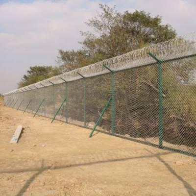 机场围栏网铝包钢围网工程