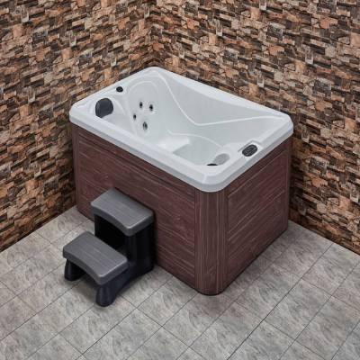 江苏南京奕华卫浴2000x1340x780mm新款户外大池冲浪恒温加热温泉池SPA按摩浴缸