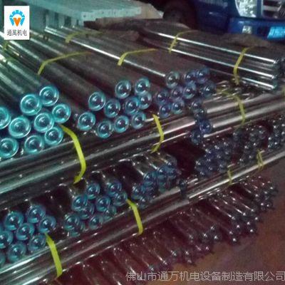 广东供应滚筒输送线 滚筒流水线不锈钢承重滚筒非标定制欢迎来电