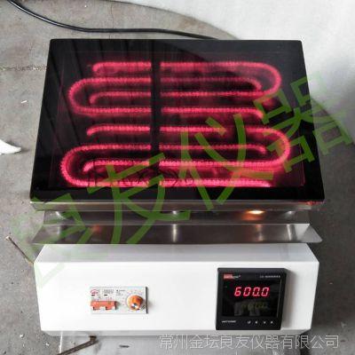 WJ-300A微晶电热板 电热恒温加热板玻璃陶瓷电加热台厂家直销