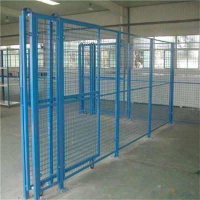 喷塑护栏网 厂家供应仓库隔离网 车间隔离围栏