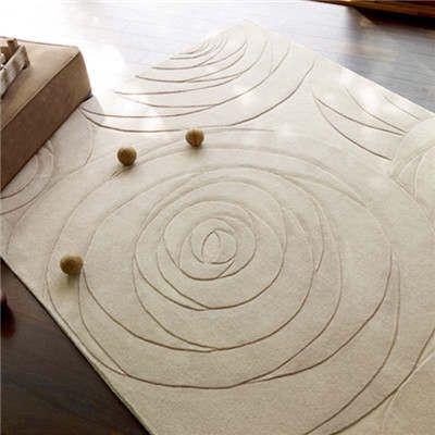 郑州地毯来图定制 拼接地毯卧室满铺家用方块 30