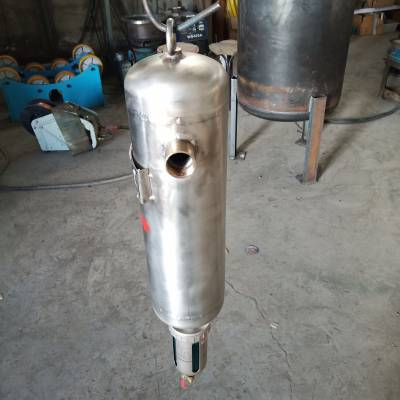 厂家直供碳钢/不锈钢空气过滤器 MQF25-200 旋风式气液分离器 现货供应