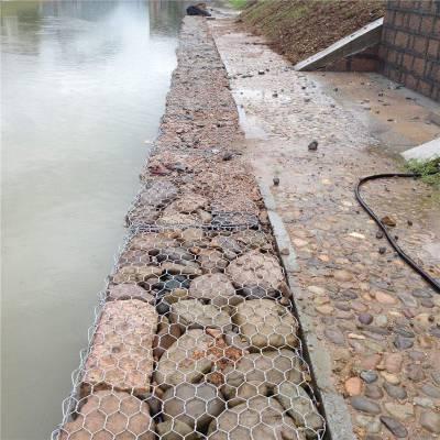 沿河护堤格宾网 格宾挡墙网 陡峭山坡防护网